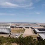 United States Air Force Academy Campuse Quad